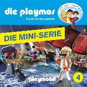 Cover-Bild zu Die Playmos, Episode 4: Die Würfel sind gefallen (Das Original Playmobil Hörspiel) (Audio Download) von Fickel, Florian