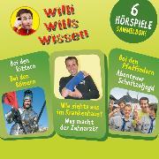 Cover-Bild zu Willi wills wissen, Sammelbox 3: Folgen 7-9 (Audio Download) von Fickel, Florian