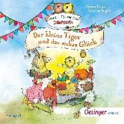 Cover-Bild zu Der kleine Tiger und das wahre Glück (Audio Download) von Fickel, Florian