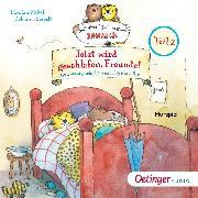 Cover-Bild zu Jetzt wird geschlafen, Freunde! Gutenachtgeschichten mit Tiger und Bär Teil 2 (Audio Download) von Fickel, Florian