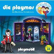 Cover-Bild zu Die Playmos - Das Original Playmobil Hörspiel, Folge 69: Die Macht der Kürbislaterne (Audio Download) von Fickel, Florian