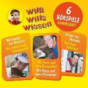 Cover-Bild zu Willi wills wissen, Sammelbox 1: Folgen 1-3 (Audio Download) von Fickel, Florian