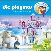 Cover-Bild zu Die Playmos - Das Original Playmobil Hörspiel, Folge 63: Der verschwundene Kristall (Audio Download) von Fickel, Florian