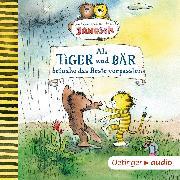 Cover-Bild zu Als Tiger und Bär beinahe das Beste verpassten (Audio Download) von Fickel, Florian