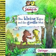Cover-Bild zu Der kleine Tiger und der große Mut (Audio Download) von Fickel, Florian