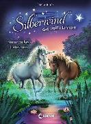 Cover-Bild zu Silberwind, das weiße Einhorn 4 - Sturmwolkes Geheimnis von Grimm, Sandra
