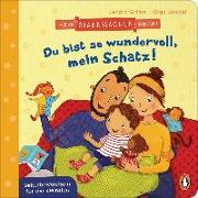 Cover-Bild zu Mein Starkmacher-Buch! - Du bist so wundervoll, mein Schatz! von Grimm, Sandra