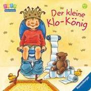 Cover-Bild zu Der kleine Klo-König von Grimm, Sandra