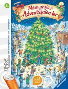 Cover-Bild zu tiptoi® Mein großer Adventskalender von Grimm, Sandra