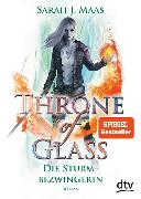 Cover-Bild zu Throne of Glass 5 - Die Sturmbezwingerin von Maas, Sarah J.