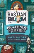 Cover-Bild zu Bastian Blom (1) en die Pratende Portret (eBook) von Jacobs, Jaco
