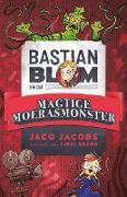 Cover-Bild zu Bastian Blom (4) en die Magtige Moerasmonster (eBook) von Jacobs, Jaco