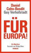 Cover-Bild zu Für Europa! von Cohn-Bendit, Daniel