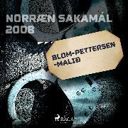 Cover-Bild zu Blom-Pettersen-malið (Audio Download) von Diverse, Forfattere
