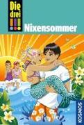 Cover-Bild zu Die drei !!!, 43, Nixensommer von Sol, Mira