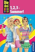 Cover-Bild zu Die drei !!!, 1,2,3 Sommer! von Steckelmann, Petra