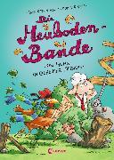 Cover-Bild zu Die Heuboden-Bande - Ein Huhn in geheimer Mission (eBook) von Heger, Ann-Katrin