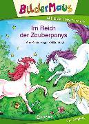 Cover-Bild zu Bildermaus - Im Reich der Zauberponys (eBook) von Heger, Ann-Katrin