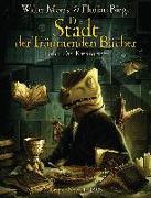 Cover-Bild zu Die Stadt der Träumenden Bücher (Comic) von Moers, Walter