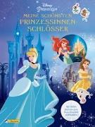 Cover-Bild zu Disney Prinzessin: Meine schönsten Prinzessinnen-Schlösser - Bastelspaß und Ausmalbilder!