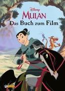 Cover-Bild zu Disney Prinzessin: Mulan - Das Buch zum Film