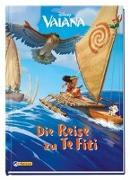 Cover-Bild zu Disney Vaiana: Die Reise zu Te Fiti