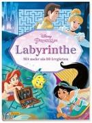 Cover-Bild zu Disney Prinzessin: Labyrinthe