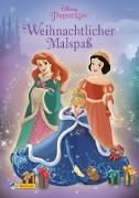Cover-Bild zu Disney Prinzessin: Weihnachtlicher Malspaß