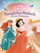 Cover-Bild zu Disney Prinzessin: Königliches Malbuch für kleine Prinzessinnen