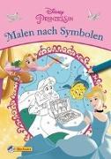 Cover-Bild zu VE 5 Disney Prinzessin: Malen nach Symbolen