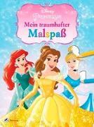 Cover-Bild zu VE 5 Disney Prinzessin: Mein traumhafter Malspaß