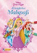 Cover-Bild zu VE 5 Disney Prinzessin: Königlicher Malspaß