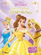 Cover-Bild zu VE 5 Disney Prinzessin: Mein goldener Malzauber