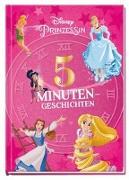Cover-Bild zu Disney Prinzessin: 5-Minuten Geschichten