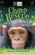 Cover-Bild zu French, Jess: Chimp Rescue: True-Life Stories