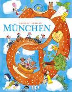 Cover-Bild zu Reimann, Annegret: München Wimmelbuch