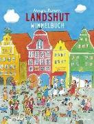 Cover-Bild zu Reimann, Annegret (Illustr.): Landshut Wimmelbuch