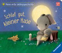 Cover-Bild zu Meine erste Lieblingsgeschichte: Schlaf gut, kleiner Hase von Reider, Katja