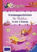 Cover-Bild zu Erstlesegeschichten für Mädchen in der 1. Klasse von Reider, Katja