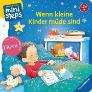 Cover-Bild zu Wenn kleine Kinder müde sind von Reider, Katja