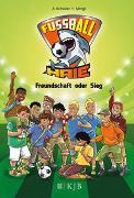 Cover-Bild zu Fußball-Haie - Freundschaft oder Sieg von Schlüter, Andreas