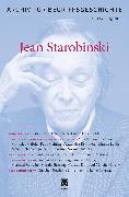 Cover-Bild zu Archiv für Begriffsgeschichte. Band 62: Jean Starobinski (eBook) von Gabriel, Gottfried (Beitr.)
