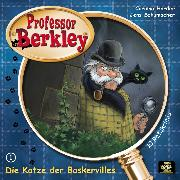 Cover-Bild zu Harder, Corinna: Professor Berkley, Folge 01: Die Katze der Baskervilles (Audio Download)