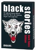 Cover-Bild zu Schumacher, Jens: black stories - Dark Tales Edition