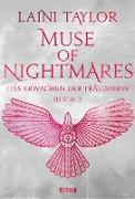 Cover-Bild zu eBook Muse of Nightmares - Das Erwachen der Träumerin