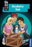 Cover-Bild zu eBook Die drei !!!, 86, Rätselhafter Raub (drei Ausrufezeichen)