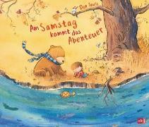 Cover-Bild zu eBook Am Samstag kommt das Abenteuer