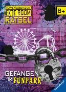 Cover-Bild zu Ravensburger Exit Room Rätsel: Gefangen im Funpark von Löwenberg, Ute