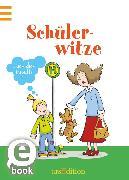 Cover-Bild zu Schülerwitze (eBook) von Löwenberg, Ute