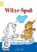 Cover-Bild zu Witze-Spaß (eBook) von Löwenberg, Ute